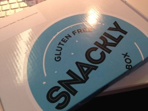 Snackly Gluten Free Snack Box