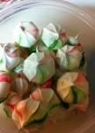 This year's meringues