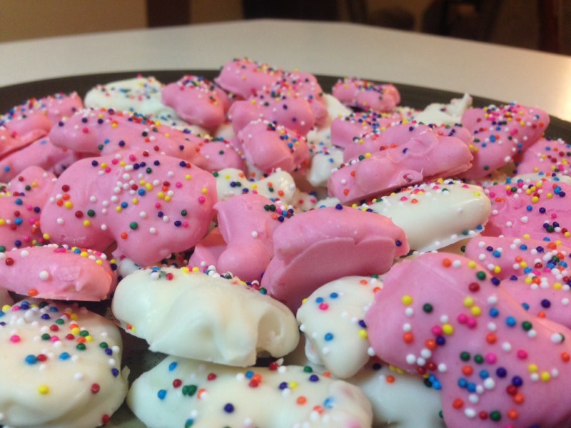 Gluten Free Circus Cookies
