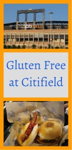 gluten free at Citifield