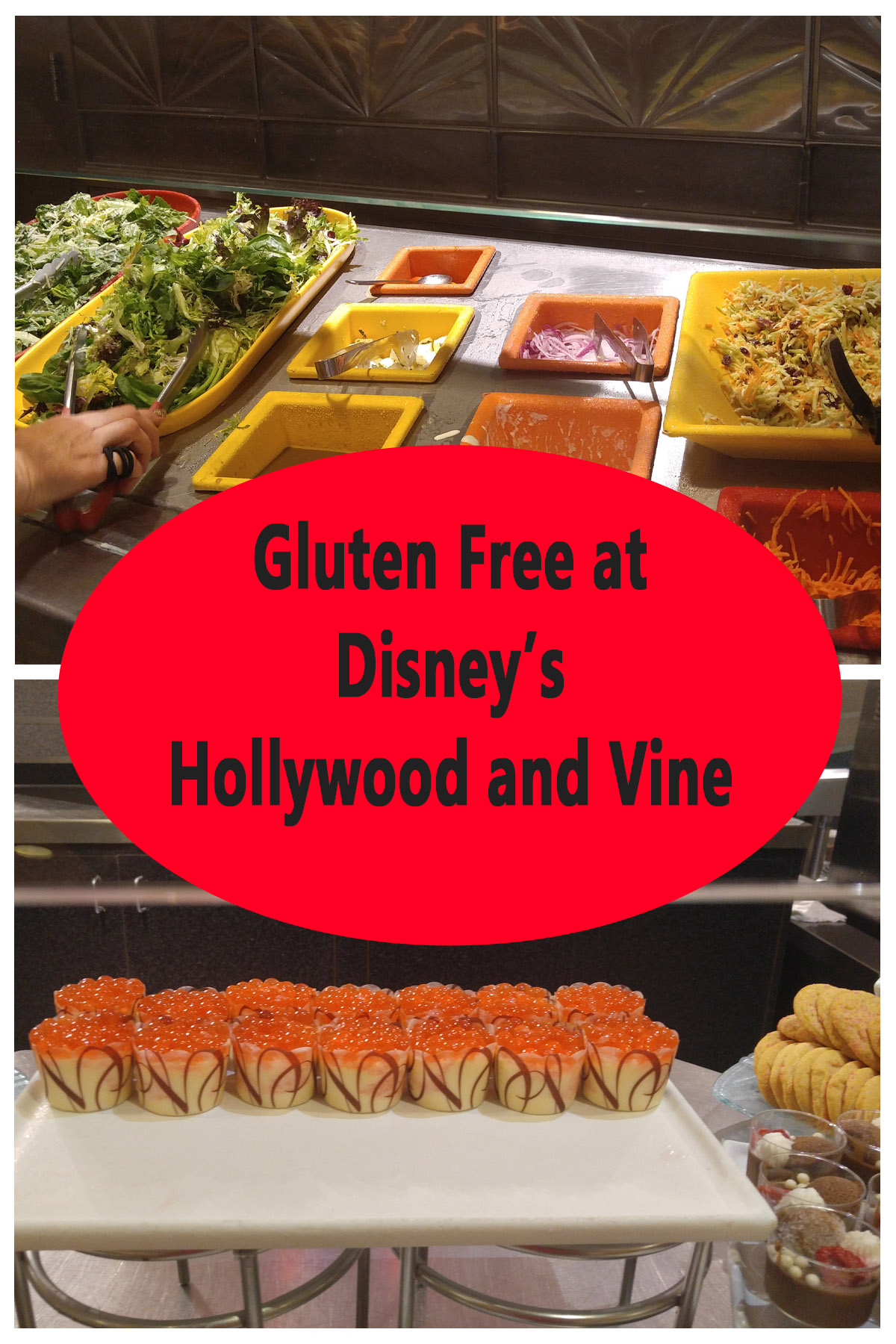 Eating Gluten Free at Hollywood and Vine at Disney's Hollywood Studios