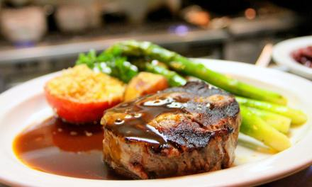 Gluten Free Peppered Steak