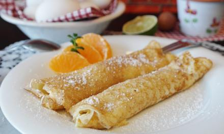 How to Make Basic Gluten Free Crepes
