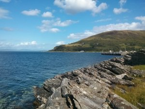 The Isle of Arran, Scotland, is a beautiful place to spend a weekend. Read what I did on my gluten free Arran visit.