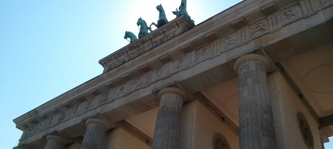 Gluten free travel to Berlin, Germany (part one)