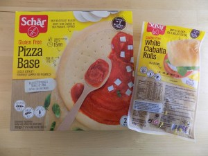 My top 4 favorite gluten free products from Dr. Schär