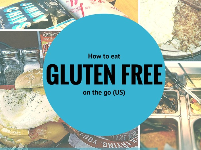 It's rough to be out on the go and have to worry about where you can find your next safe meal. My guide to gluten free restaurants in the US can help!