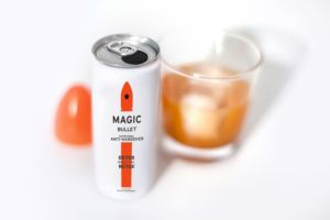 "A ""nutritional beverage"" called Magic Bullet claims to prevent hangovers if you drink it during an evening of partying. Does it work, and if so how? I'm investigating."