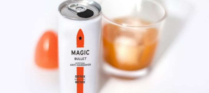Magic Bullet: hangover prevention?