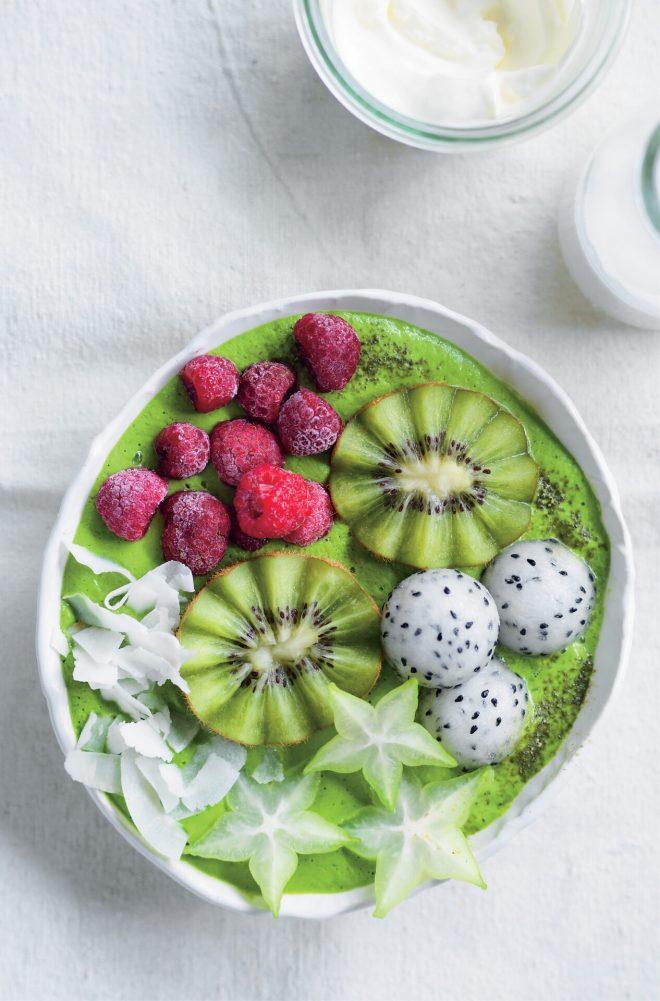 Gimme A Little Zing Bowl gluten-free breakfast recipe