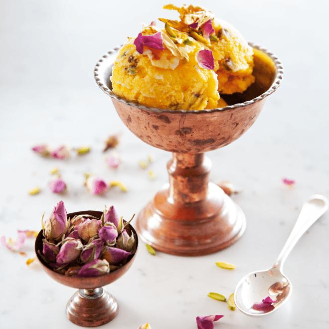 bastani-e-akbar-mashti-saffron-ice-cream-recipe-Gluten-Free-Foodie