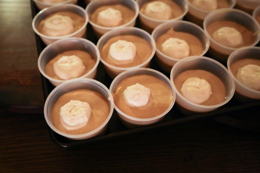 Providence- coffee cream custard