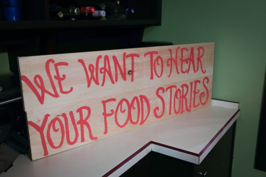 Providence- food stories