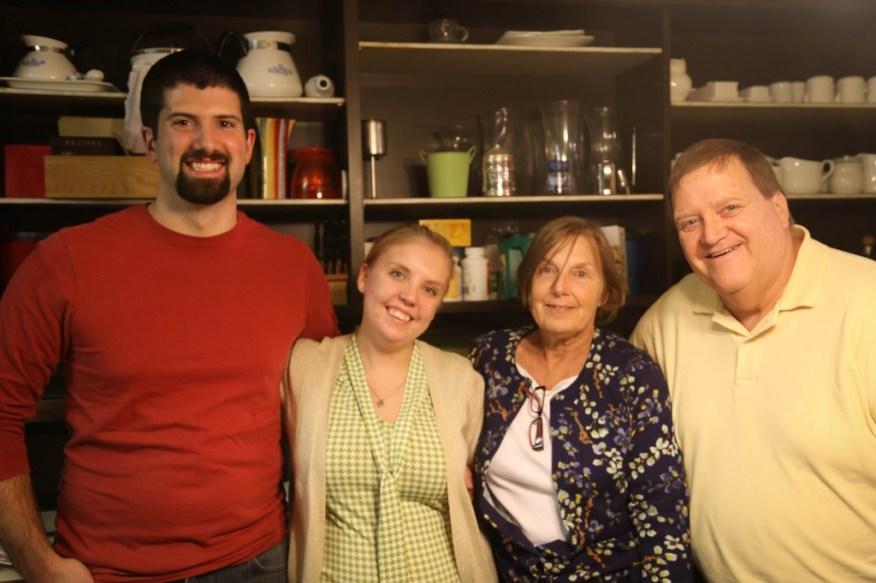 Providence- the lovely family