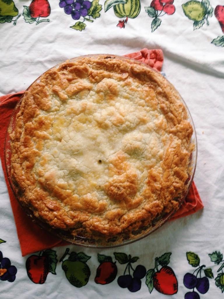 cookbook- pot pie