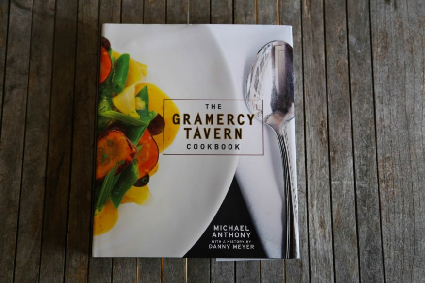 Chef books- Gramercy Tavern