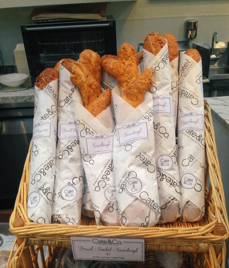 Napa- baguettes