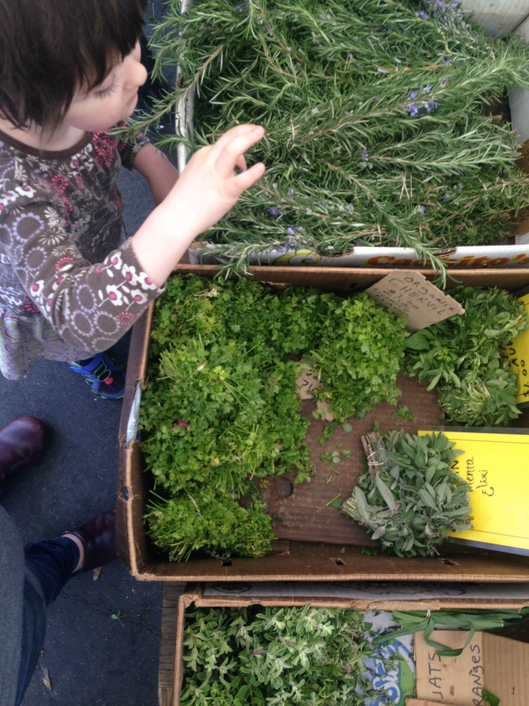 SLO to SB- farmers' market