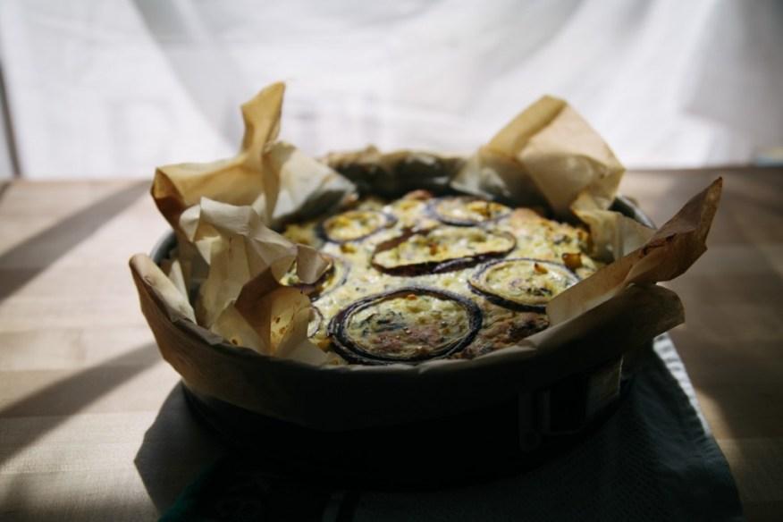 cauliflower cake I