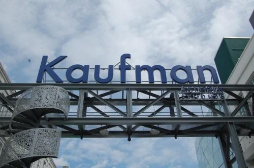 Entrance to the back lot of Kaufman Astoria Studios