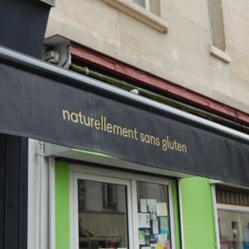Naturally gluten-free