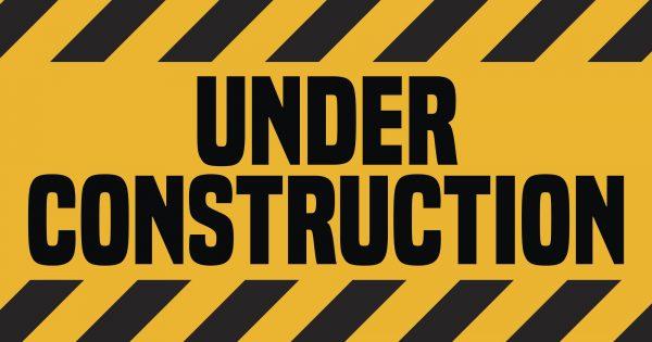 Gluten-Free Globetrotter Under Construction