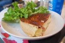 Gluten-free quiche