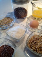 Assembling the ingredients