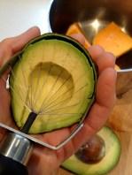 Love the avocado slicing tool