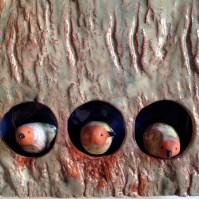 Bird Box 2011, detail