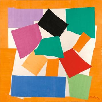"Matisse's ""Snail"" at MOMA"