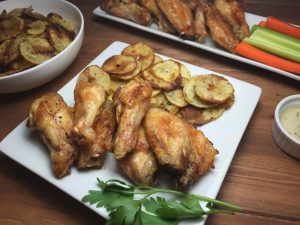 gluten free, chicken wings, paleo
