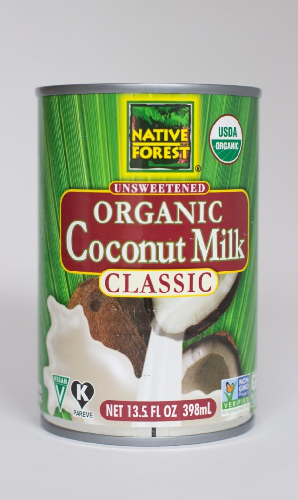 coconut milk product picture