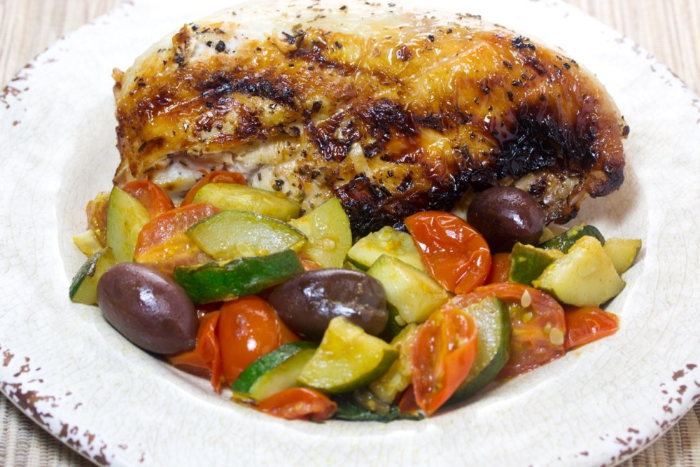 Easy Marinated Chicken Breasts