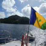 St VIncent Catamaran Trip - P&O Shore Excursion