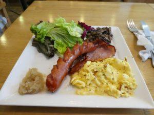 Eating Gluten Free in Singapore | Oromo Coffee | Gluten Free Horizons