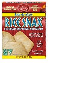 Bar-B-Que Rice Snax