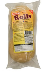 Barkat Gluten Free Par-baked Bread Rolls - gluten free rolls