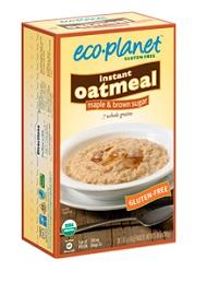 Gluten Free Instant Oatmeal