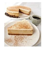 Mocha Cheesecake - gluten free dessert
