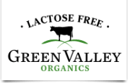 Green Valley Organics Lactose free yogurt