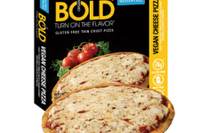 Bold Organigs Gluten Free Dairy Free Vegan Cheee Pizza