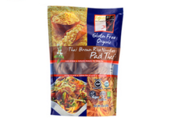 Explore Asian Organic Thai Brown Rice Noodles, one of the best gluten free noodles