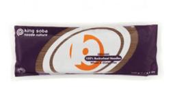 King Soba Gluten Free Buckwheat Noodles