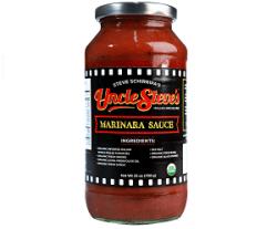 Uncle Steve's Italian Tomato Basil Pasta Sauce