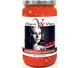 Victoria Vegan Mushroom Marinara Sauce
