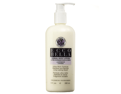 Ecco Bella Organic Lavender Herbal Body Lotion, gluten free lotion