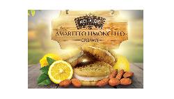 Nostalgic Bakery Creamy Amaretto Limoncello Cookies