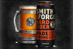 Smith and Forage Hard Cider