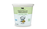 Green Valley Organics Lactose Free Plain Greek Yogurt